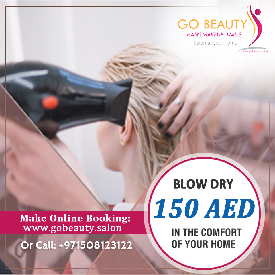 Best hair salons service at home
