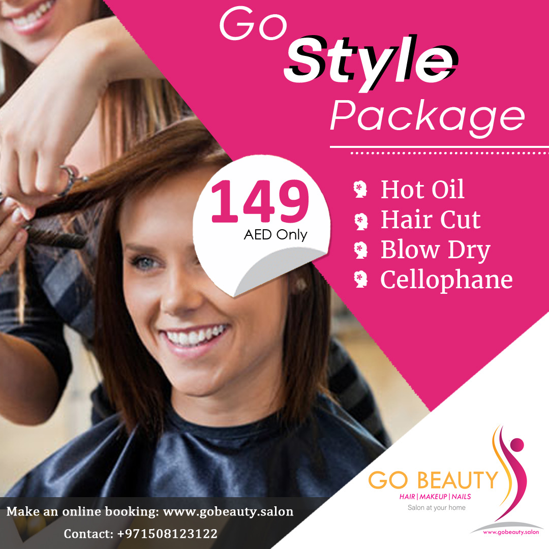 Get All Beauty Salon Service At Your